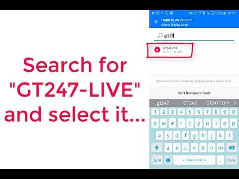 Mt5 Mobile Alerts Youtube