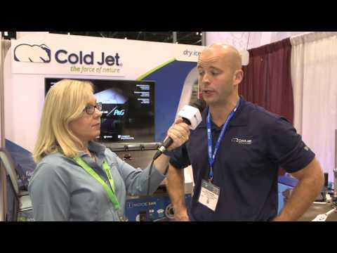 IMTS Tech 2016: Cold Jet N-7216