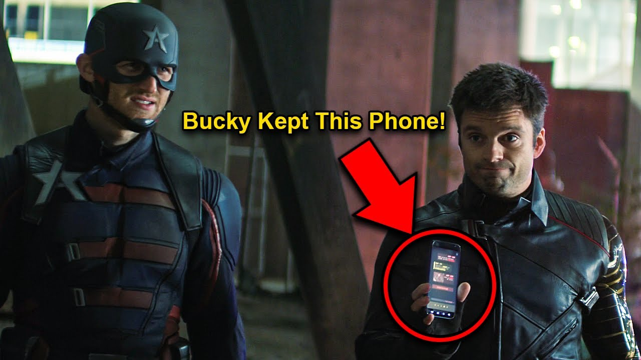 I Watched Falcon & The Winter Soldier Ep. 6 in 0.25x Speed and Here's What I Found