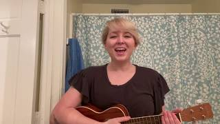 Humming and Straw: Singing in the Shower