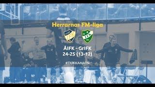 ÅIFK-GrIFK, 26.9.2018