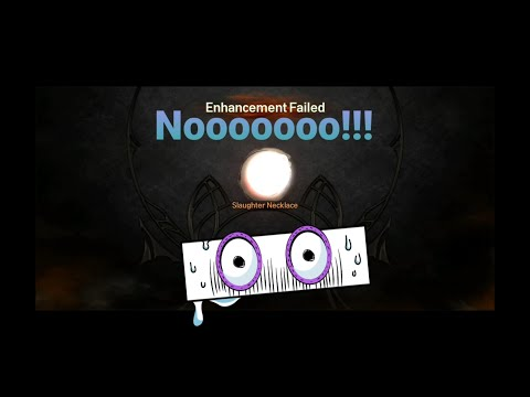 First Time Heroic Enhancement! | Blade And Soul Revolution | Lucky???
