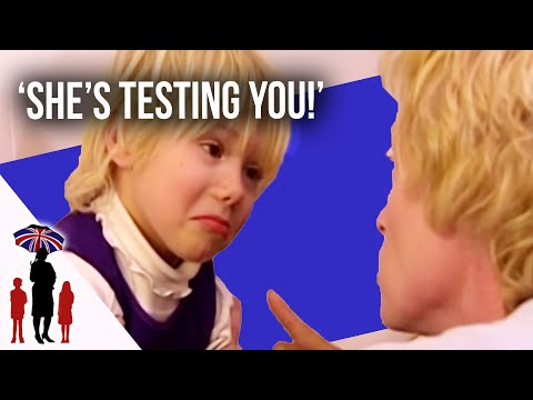 How To Implement A Routine And Use The Naughty Step Supernanny Youtube
