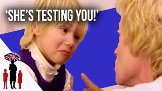 How To Implement A Routine And Use The Naughty Step: Supernanny Us