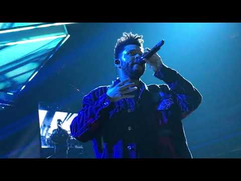 The Weeknd - In The Night [LIVE]