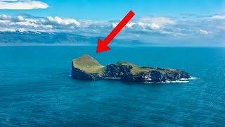 Самая Необычная Находка на Одиноком Острове