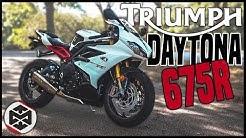 First Ride on the Triumph Daytona 675R!