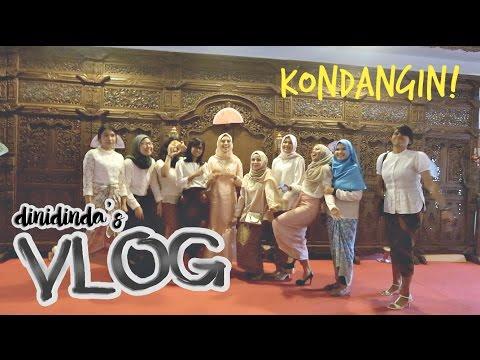 VLOG #12 - AKHIRNYA DILAMAR! [INDONESIA] | dinidinda