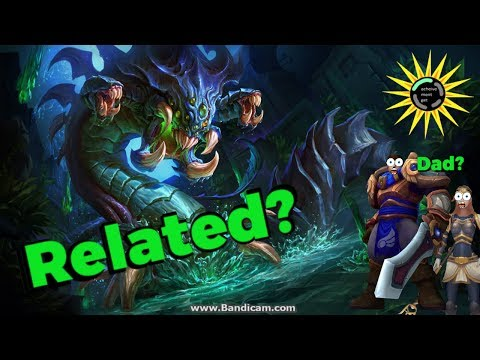 Game Thinking: Baron Nashor is Garens FATHER Summoners Rift Theory | League of Legends