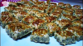 Haşhaşlı Tuzlu Kurabiye Tarifi( her yapanın doyamadığı bir lezzet) | Kurabiye Tarifleri