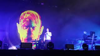 The Dictator decides/Inside a dream Pet Shop Boys Törebodafestivalen 2018