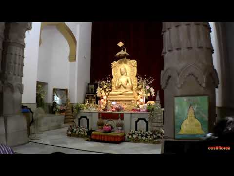 India,Varanasi - Sarnath Temple and Dhamek Stupa -Trip to Nepal,Tibet,India part 23-Travel video HD