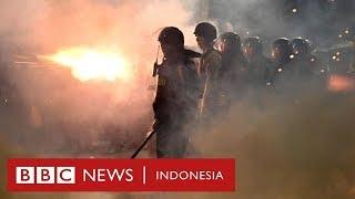 Kerusuhan Pilpres: Prabowo serukan aksi damai, Jokowi akan tindak tegas perusuh - BBC News|Indonesia