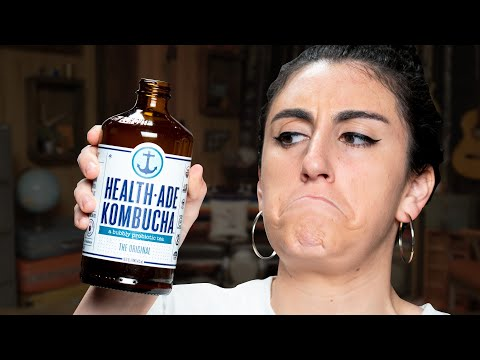 People Try Kombucha For The First Time