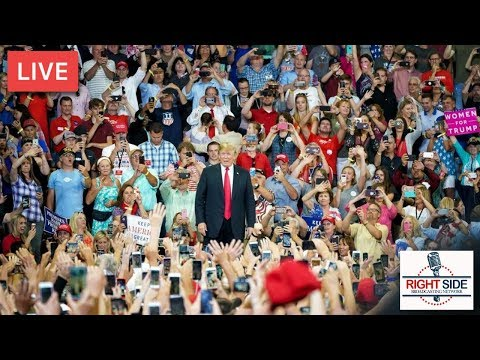 🔴 Trump Rally LIVE: President Donald Trump Holds MAGA Rally in Mosinee, WI 10-24-18
