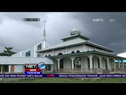Desa Toleransi di Minahasa Sulawesi Utara - NET 12