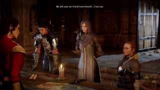 Dragon Age Inquisition - Trespasser DLC Ending + Epilogue (Cullen Romance Part 35)