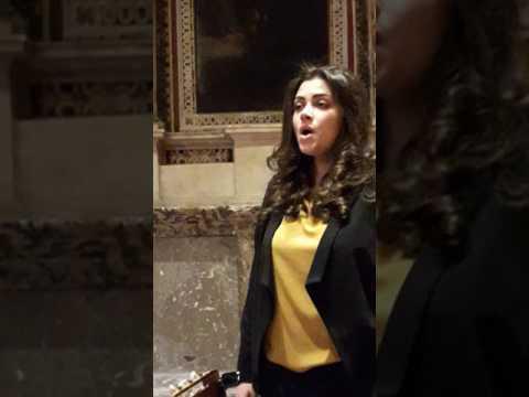 Chitarra classica  e  voce solista - dolce sentire- musica taormina wedding