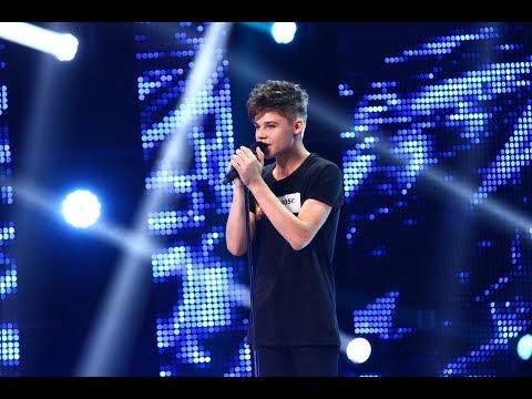 Ed Sheeran - Photograph. Vezi aici cum cântă Cristian Porcari, la X Factor!