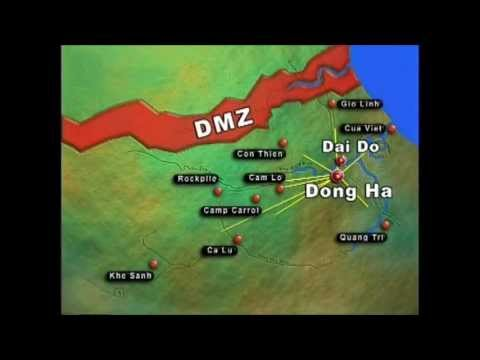 Battle of Dai Do Part 1   YouTube