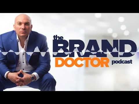 Building Your Brand Around Celebrities with Stephen Marinaro Ep 151 - Brand Doctor Podcast– H...