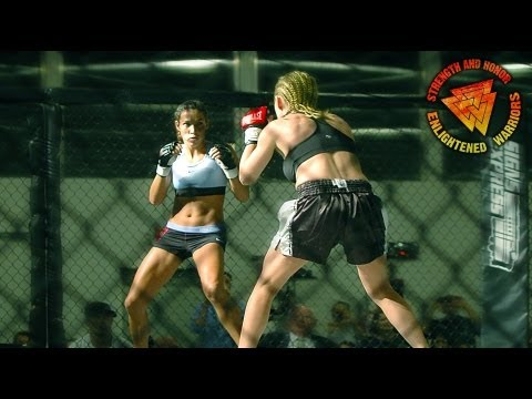 River Fuller vs. Nicole Duffy - Amateur Female MMA Fight (BOH II)