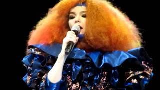 Björk - Unravel (Live @ MIF 2011) HD
