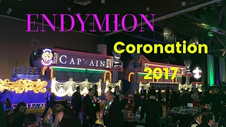 2017 Endymion Coronation Ball New Orleans Mardi Gras