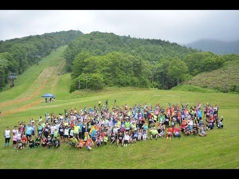 【ゲレンデ逆走マラソン2017 箕輪スキー場「標高1,500mを駆け巡れ! 雨季ウキ高地レース」】山頂カメラ