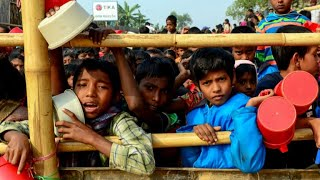 Future uncertain for Rohingya Muslims fleeing Myanmar