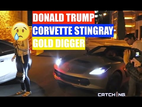 President Donald Trump Gold Digger Exposing Prank! Hot Girl Exposed ?!