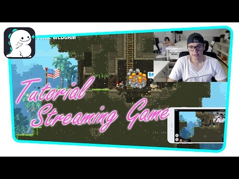 Streaming Game Di Bigo - Tutorial