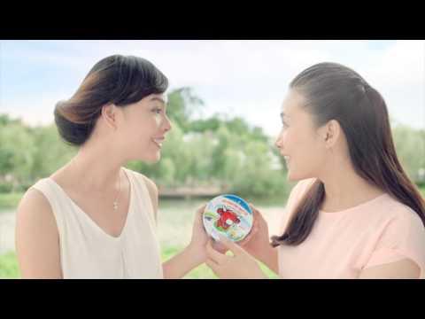 Quảng cáo phô mai Con Bò Cười công thức mới (30s) - 2015