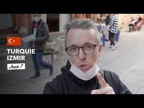VLOG #278 : TURQUIE 🇹🇷 IZMIR JOUR 7 (J'AI ENFIN MON VISA POUR RÉSIDER EN TURQUIE !!!)