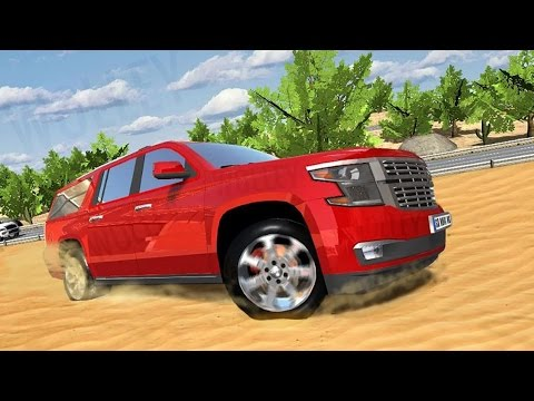 Offroad SubUrban - (By Oppana Games) Android Gameplay HD - Luxury SUV Car Simulator Games For Kids - 동영상