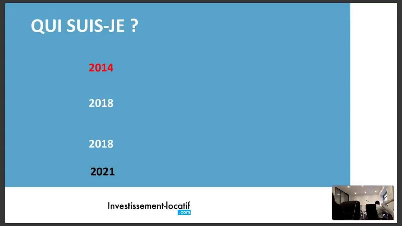 Diffusion en direct de Investissement Locatif - YouTube - Investissement Locatif Com