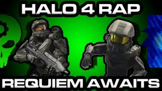 One of Ready Up Live's most viewed videos: Halo 4 Rap Song - Requiem Awaits
