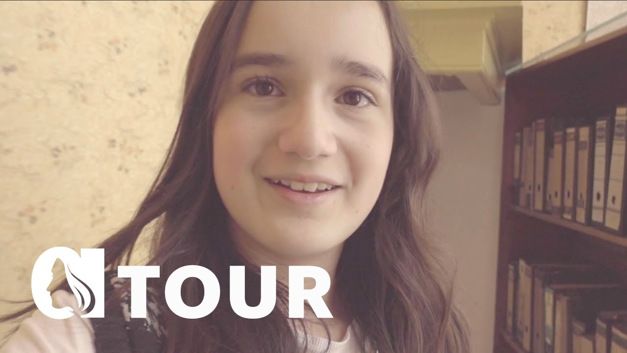 Guided tour of the Anne Frank House   Anne Frank video diary   Anne Frank House