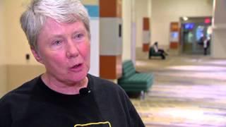 Harvey Mudd President Maria Klawe talks about Microsoft CEO