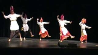 Live Pakistani Bhangra- Mashal Culture Show 2010