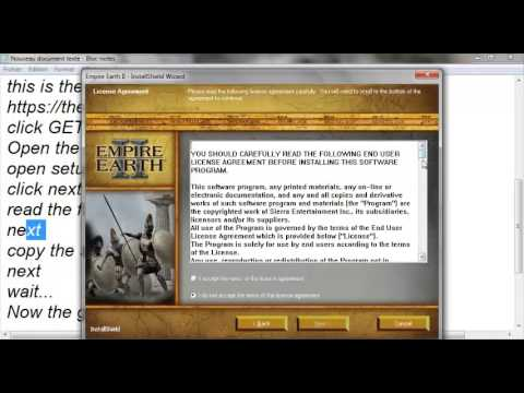 empire earth 2 bittorrent download