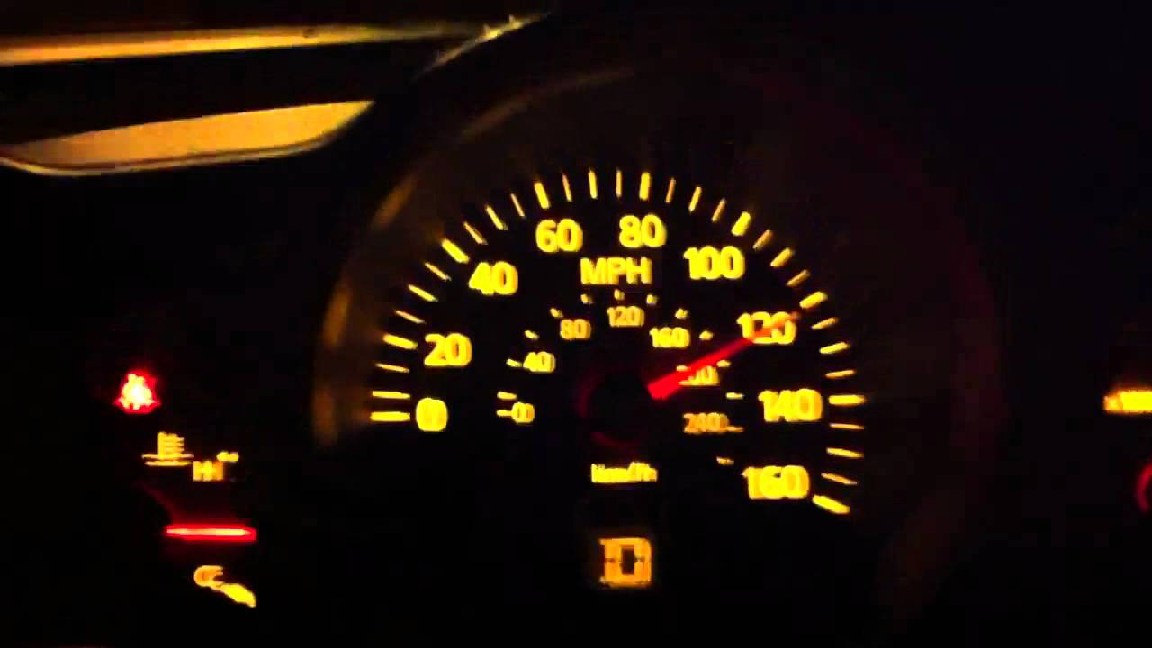 Nissan Maxima Top Speed Youtube