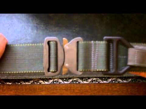 Review: The Original SOE Gear Cobra Rigger's Belt