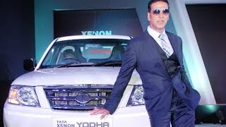 Tata Xenon Yodha Pickup Launched In India By Akshay Kumar (FULL VIDEO)