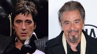 SCARFACE ⚡️ Then And Now