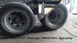 видео Усиление рессор в Москве, Валдай | Услуги по усилению и ремонту рессор для любых автомобилей - ДЗМ обработка