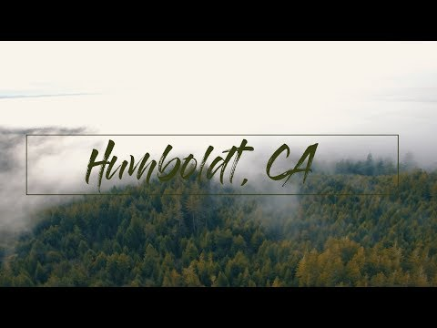 A WEEKEND in | HUMBOLDT (4K)