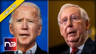 WATCH: Mitch McConnell SLAMS Biden's Decision to Withdraw Troops from Afghanistan