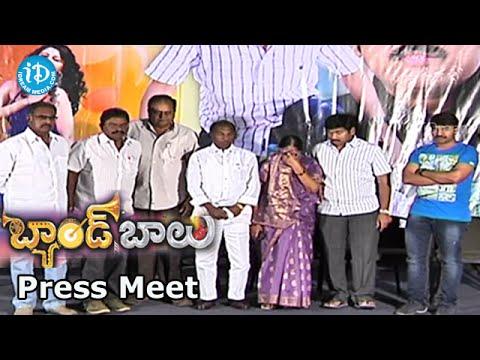 Band Balu Telugu Movie Press Meet