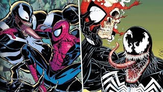 7 Cosas horribles que VENOM le hizo a SPIDERMAN